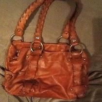 Brown Leather Kooba Handbag Photo
