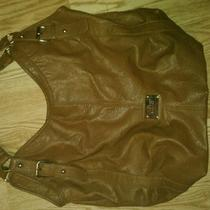 Brown Leather Nine West Purse Photo