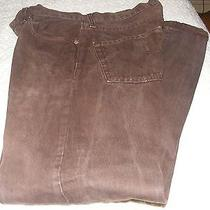 Brown Levi Jeans  33x32 Photo
