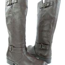 Brown Love Seat Kenneth Cole Reaction Knee High Boot Women's Size 8.5 New Photo
