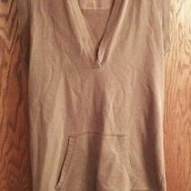 Brown Medium Hooded Aeropostale v Neck Top Photo