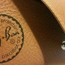 Brown Original Ray Ban Case Pure Leather  Photo