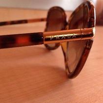 Brown Prada Sunglasses Photo