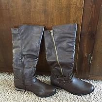 Brown Rampage Boots Photo