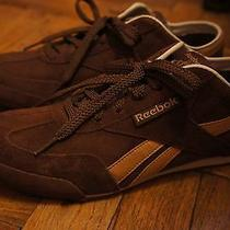 Brown Reebok Sneakers Photo