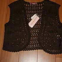 Brown Shrug - New With Tags Photo
