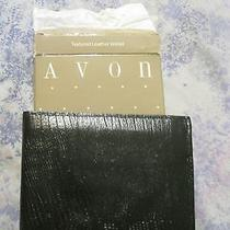 Brown Textured Leather Wallet  Photo