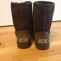 Brown Ugg Boots Photo