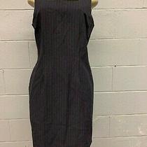 Bt Express Used Purple Dress/long Blazer Set Size 8 Photo