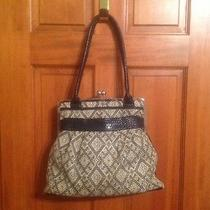 Bueno Diamond Pattern 1side Other Croc Fake Purse Handbag Photo