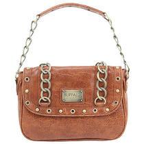 Buffalo Christy Shoulder Bag David Bitton  - Cognac New With Tags Photo
