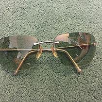 Bulgari Mans Sunglasses 617t 402/8e Green Photo