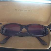 Bulgari Sunglasses Photo