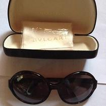 Bulgari Sunglasses Photo