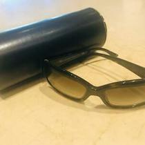 Bulgari Sunglasses 8052-B 504/13 Dark Tortoise 58-17/130 Italian With Case Photo