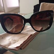 Bulgari Sunglasses - Bv8090 Brown Frame Brown Lens Photo