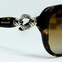 Bulgari   Sunglasses    Mod 8180 B Tortoise Best Price Photo