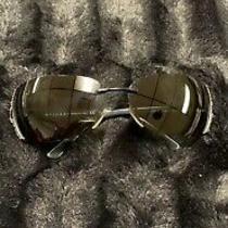 Bulgari Sunglasses Unisex Rhinestone Sides Photo