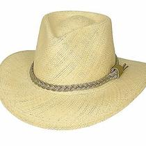Bullhide Cape Coral Resort & Outdoor Straw Hat - Natural - Medium Photo