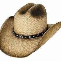Bullhide Ok Corral Run a Muck Collection Straw Hat - Natural - X-Large Photo