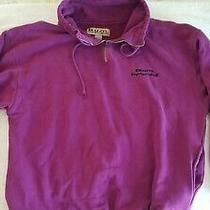 Bum Equipment Purple Sweatshirt Size L 1990's Vintage Photo
