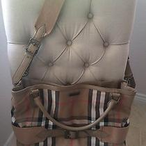 Burberry Aurelia Diaper Tote Bag Photo