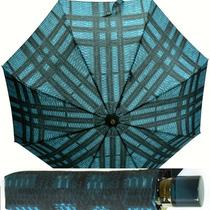 Burberry Authentic New Compact Plaid Check Umbrella Photo