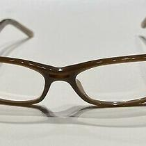 Burberry B 2087 Rx Eyeglasses Frames 3237 Brown Plaid 5216-135 Italy W/ Case Photo