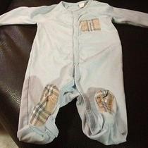 Burberry Baby Photo