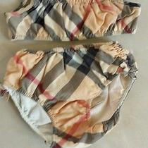Burberry Baby Bathing Suit Photo
