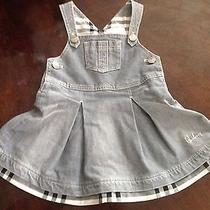 Burberry Baby Demin Dress  Photo