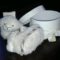 Burberry Baby Lamb Booties Photo