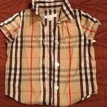 Burberry Baby Shirt Photo