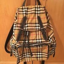 Burberry Backpack Women Made in Italy  Photo