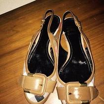 Burberry Ballet Flats 38.5 Photo