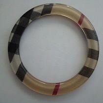 Burberry Bangle Bracelet Cuff Photo