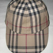 Burberry Baseball Cap Hat Photo