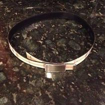 Burberry Belt Photo