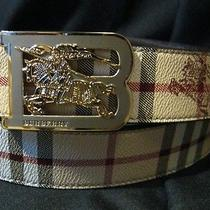 Burberry Belt  Photo