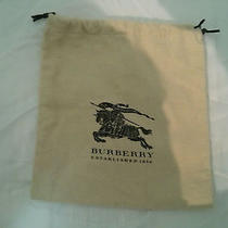 Burberry Belt Cover Bag  Case for Belt or Other Men Women Authentic New  Photo