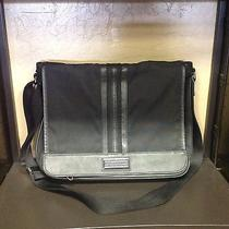 Burberry Black Crossbody Laptop Bag  Photo