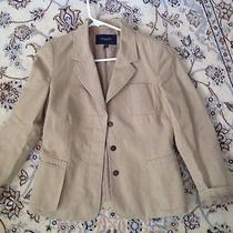 Burberry Blazer Photo