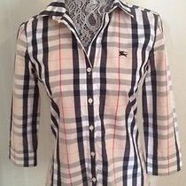 Burberry Blouse Photo