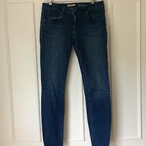Burberry Blue Denim Skinny Jeans Size 28 Waist  Photo