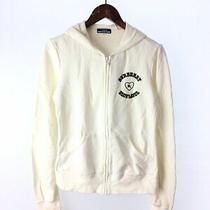 Burberry Blue Label Hoodie /38/cotton/wht Photo