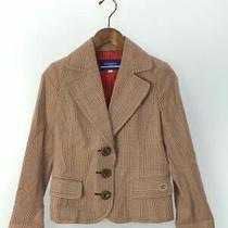 Burberry Blue Label Jacket /38/-/red/check Photo