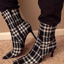 Burberry Boots Photo