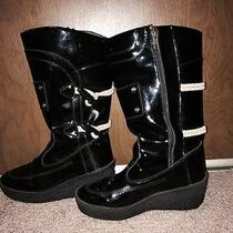 Burberry Boots Size 8 Photo
