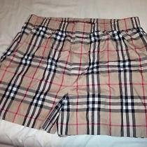 Burberry Boxer Photo