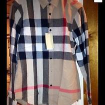 Burberry Brit Check Sport Shirt  Photo